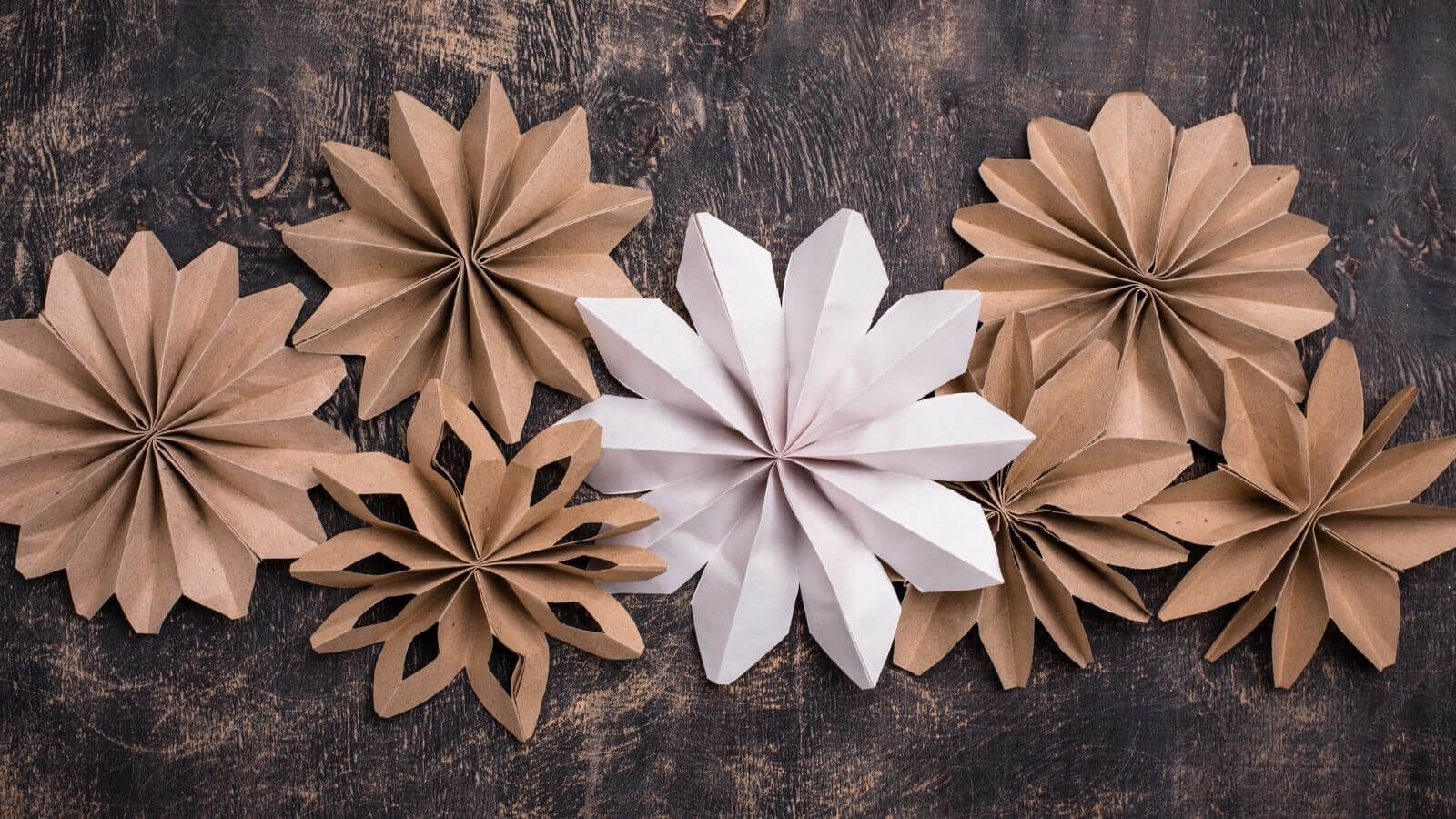 Paper Stars are one of the trends for Christmas 2021
