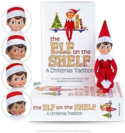 Elf On The Shelf CutOut Image