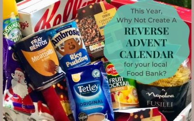 Give Back With A Reverse Advent Calendar For Your Food Bank