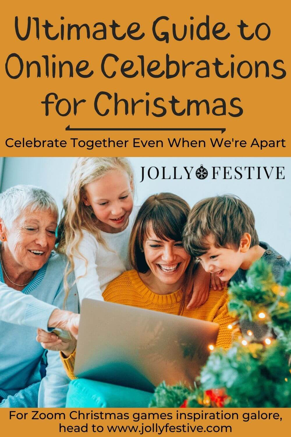 Ultimate Guide to Online Celebrations for Christmas