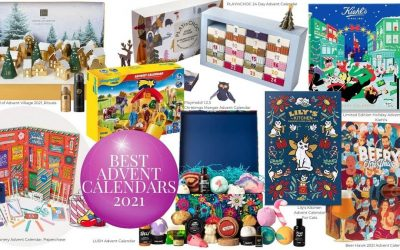 Best Advent Calendars 2021