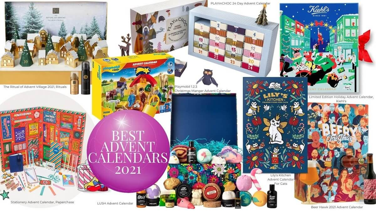 Best Advent Calendars 2021 Collection