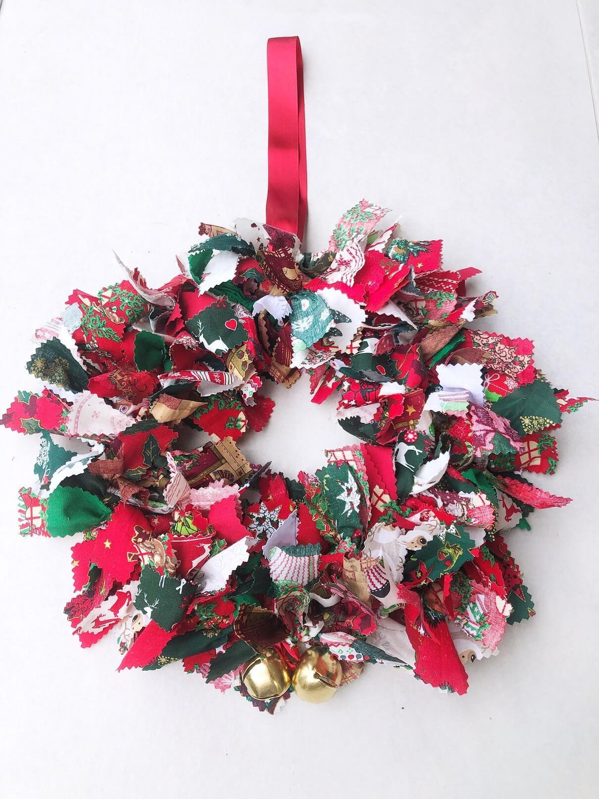 Final Christmas Wreath