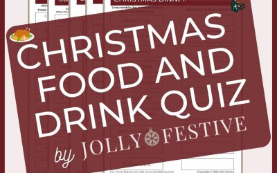 Jolly Festive's Christmas Food and Drink Quiz