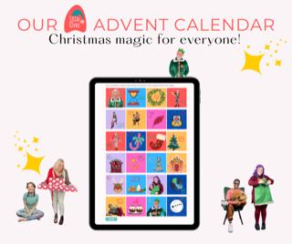 Little Elves Advent Calendar