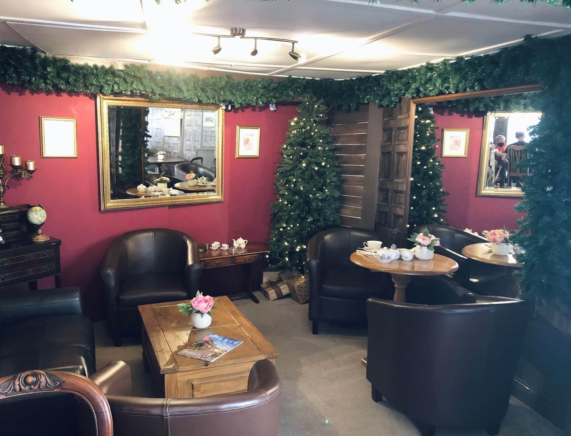 Scrooge & Marley's Tearoom Sidmouth Devon