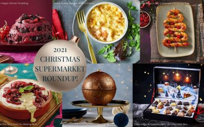 2021 Supermarket Christmas Food Round-Up