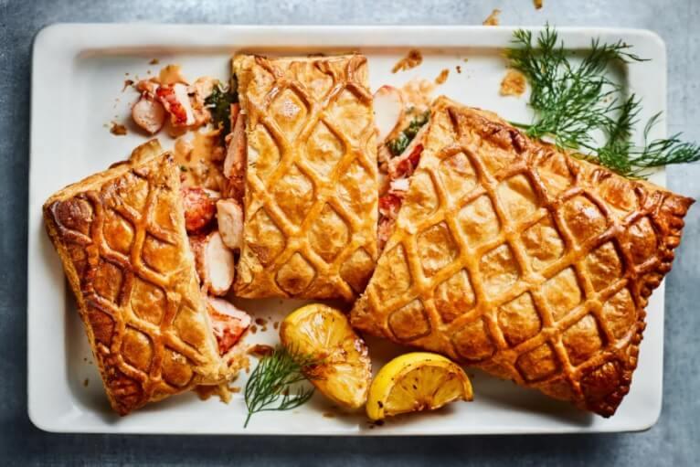 M&S Lobster En Croute