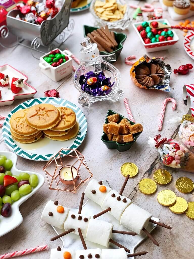 Set Up For An Elf Breakfast