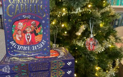The Christmas Carrolls: Meet The Author
