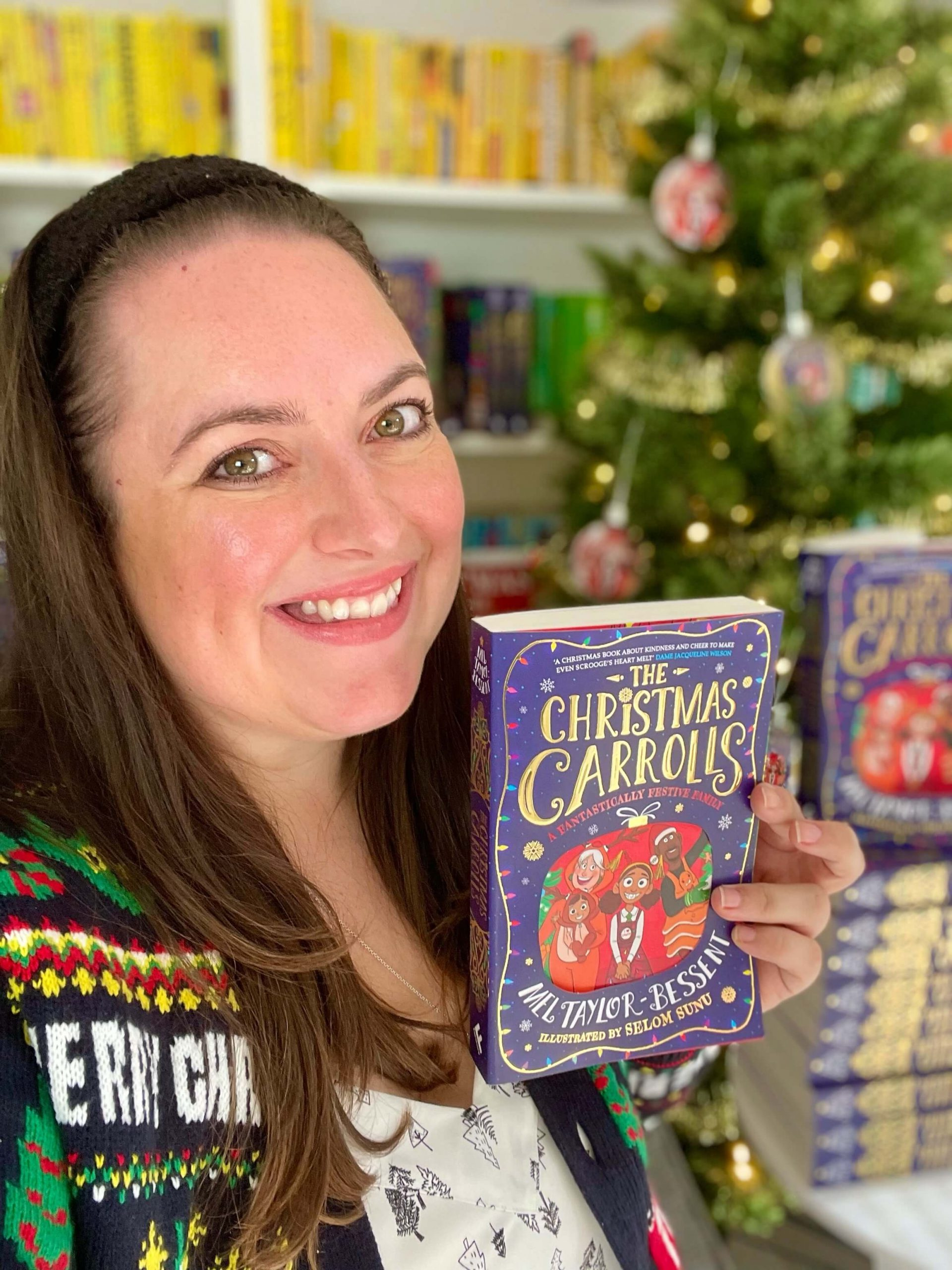 The Christmas Carrolls with Mel Taylor-Bessent